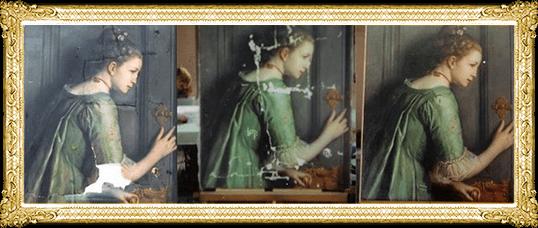 Restauration peintures